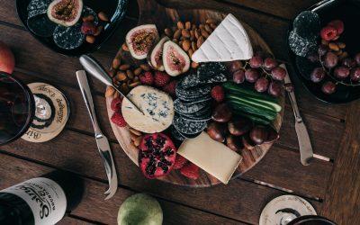 Cheeses & Jams